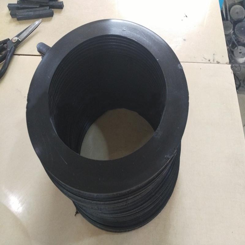 三元乙丙橡胶垫片DN50法兰垫片